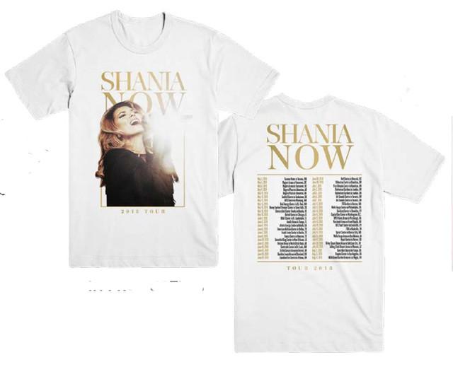 shania nowtour tshirt1