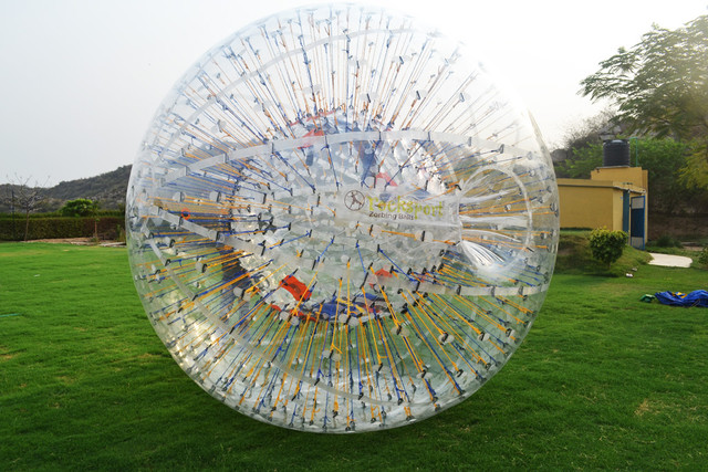 Zorb Ball, Human Hamster Ball, and Zorbing Rental Rental | Unique Team Building Activity in Los Angeles by AirballingLA