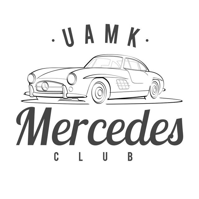 uamk mercedes club logo