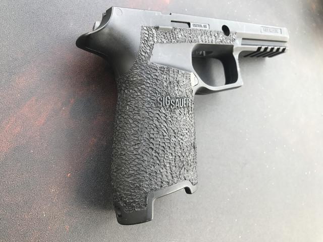 Sig P320 Stippled Full Size Grip Module - $50 Shipped - AR15 COM