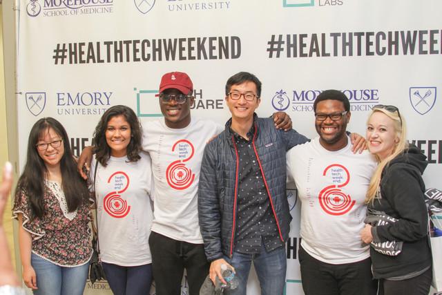 Health Tech Weekend 9977