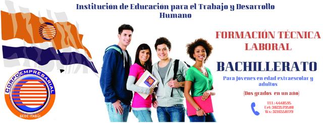 Instituci n para el Trabajo y Desarrollo Humano