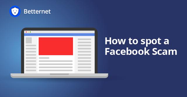 How Do You Spot A Facebook Scam?