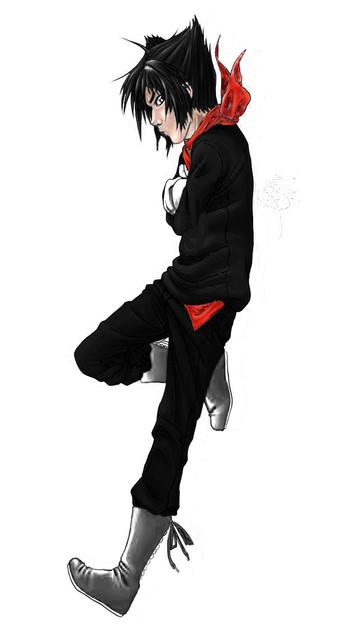 Kuroki # 3: Sakamoto san (Ficha) Human_impmon_colored_by_impkat_d6plgqx_png