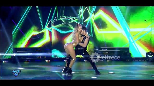 Flor Vigna B2017 Reggaeton3209