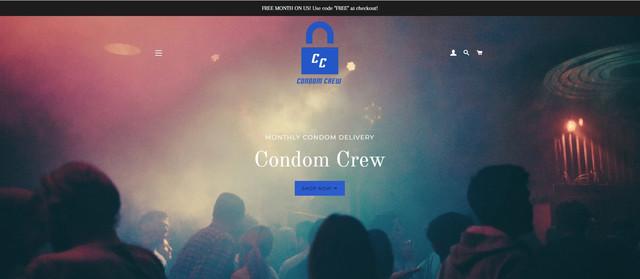 CondomCrew.com