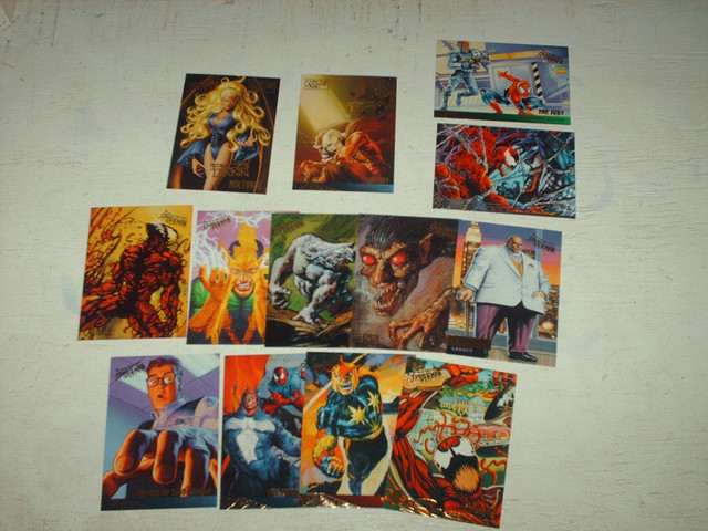 Marvel Cards 9