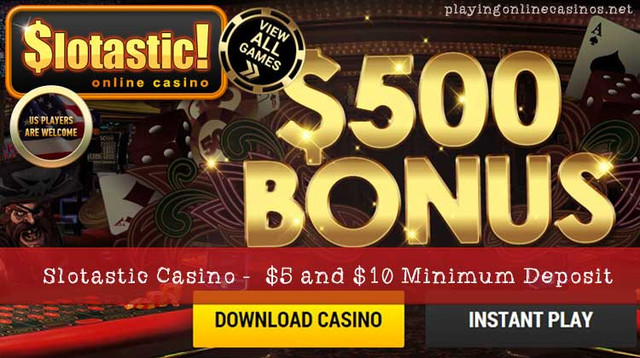 Online Casinos For US Players With No Deposit Bonus