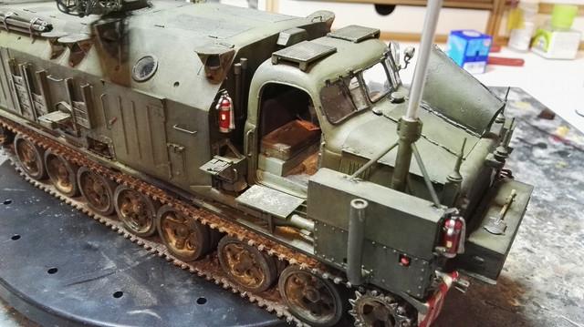 "P-40 ""Longtrack""-Radar - 1:35 v. Trumpeter, Panzershop, ... P_40_4"
