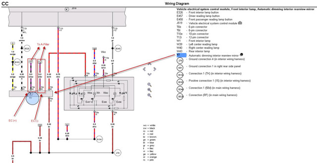 Wiring_Diagram_From_Rearview_Mirror vwvortex com diy how to retrofit (europeanize) auto dimming Basic Electrical Wiring Diagrams at virtualis.co