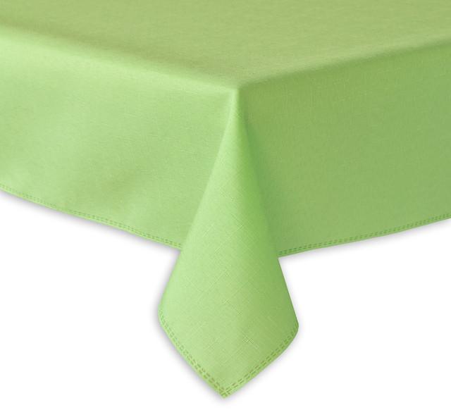 ALLE Größen DUNKELGRÜN Fleckschutz AKTION abwaschbar Tischdecken