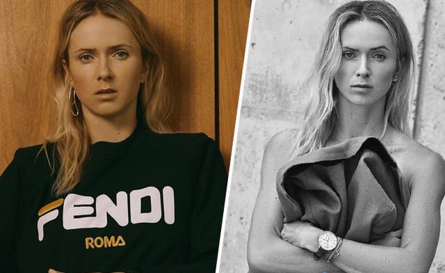 """""""Я не только теннисистка"""". Свитолина снялась в фотосессии для французского журнала"""