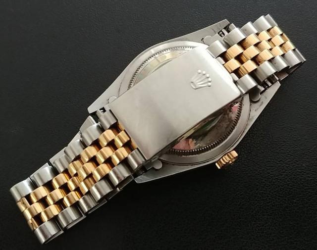 Rolex Date Justw