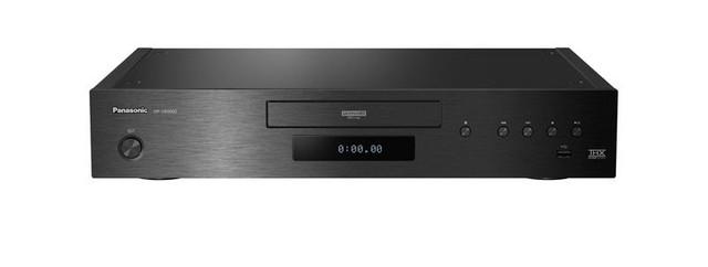 Panasonic UHD Blu ray Player UB9000 front