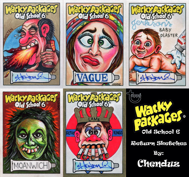"""Wacky_Packages_Old_School_6_preview_Return_sketches"""" border=""""0"""