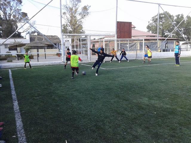 مهرجان الطفل بالمعمورة1  : نهائيات دورتي كرة القدم