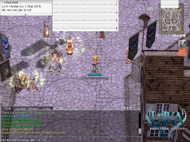 screen Leika RO004