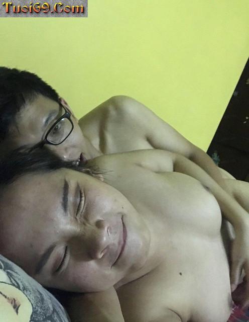 Ảnh Sex nóng cặp đôi Sinh Viên Việt - Lê Duy, Nguyệt Linh
