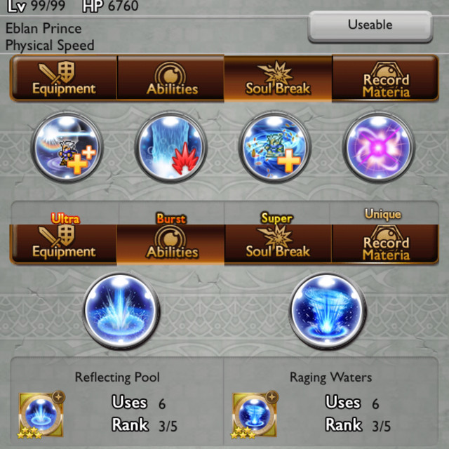 iOs/Android Final Fantasy Record Keeper [JAP] - Page 391
