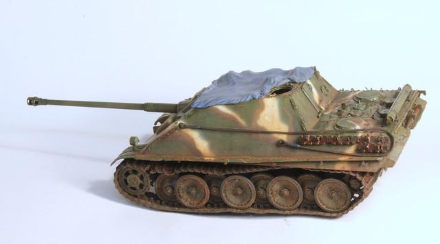 jagdpanther - Jagdpanther Tamiya (char fini) 1/35 - Page 2 IMG_3028