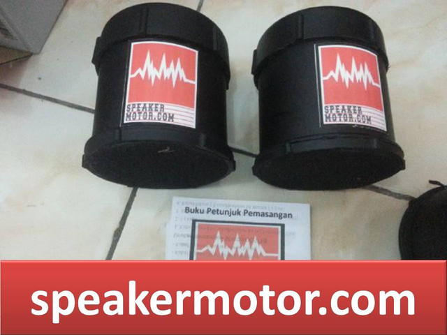 photo Speaker-Motor-Sound-Booster