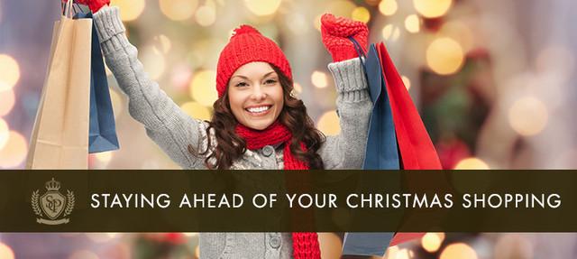 stayingahead christmasshopping