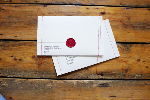 envelope f b