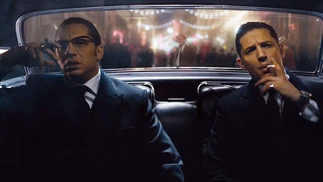 Ο Tom Hardy στον ρόλο του Al Capone