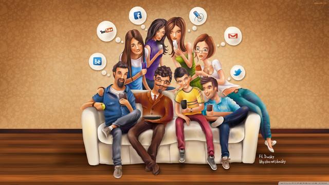 Social media: Ο εθισμός