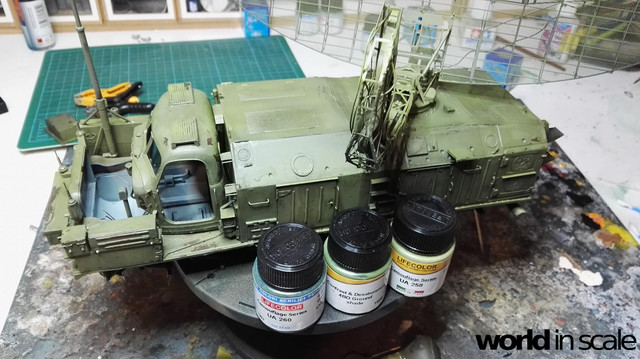 "P-40 ""Longtrack""-Radar - 1:35 v. Trumpeter, Panzershop, ... 26841071_975742869259895_7759093700953786972_o"