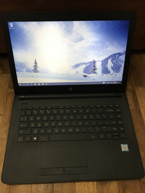Tipidpc Com Sold Hp Notebook 14 Bs560tu Core I3 6th Gen Skylake