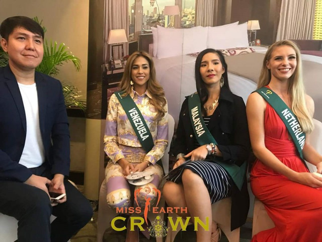 diana silva, top 8 de miss earth 2018/miss city tourism world 2017. - Página 6 FB_IMG_1538972465820
