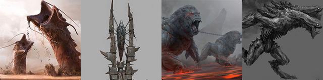 War and Siege Machines