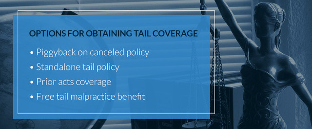 Options for Purchasing Tail Insurance