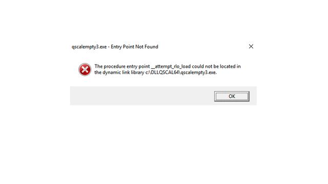 entrypointerror