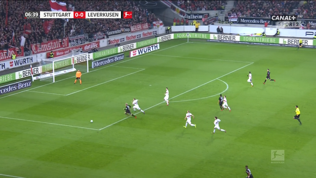 Canal sport 2 hd bundesliga vf b stuttgart bayer 04 for Sport bundesliga