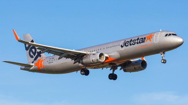 Jetstar A321 VH VWQ 010718 V1