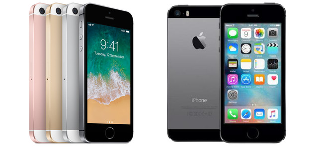 IPhone SE & 5S
