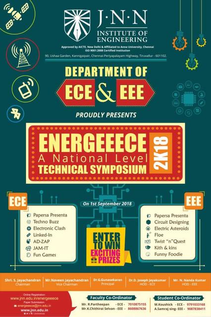 ENERGEEECE poster