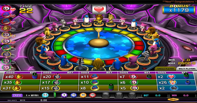 online slot casino sizziling hot