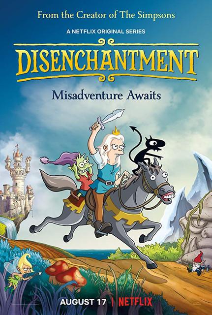 Disenchantment الحلقات Disenchantment.jpg