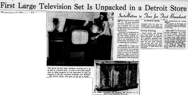 Early Detroit Television 002