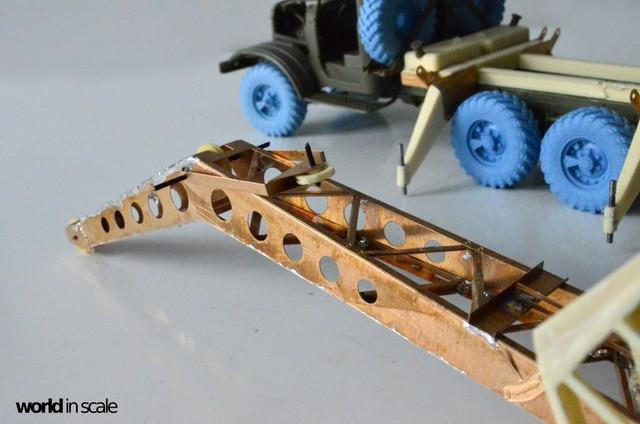 ZIL-157 + Bleichert-Crane - 1:35 by Trumpeter, ... 24958648_954753764692139_4767186837923453911_o