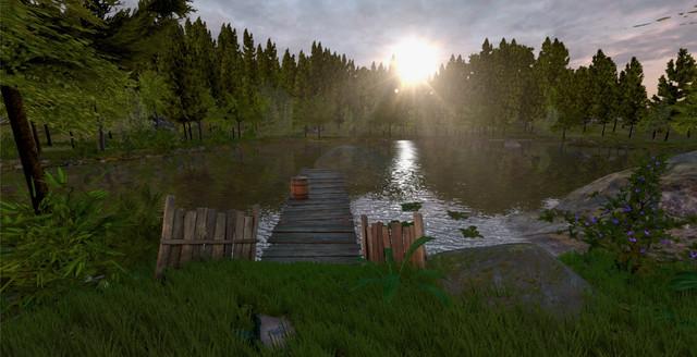 "Fishing Star [Novas Imagens e Video ""Gameplay""] River_Fishing"