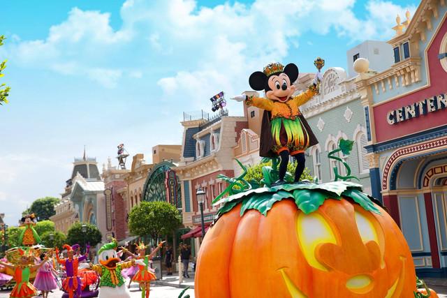 [Hong Kong Disneyland Resort] Le Resort en général - le coin des petites infos - Page 13 W867