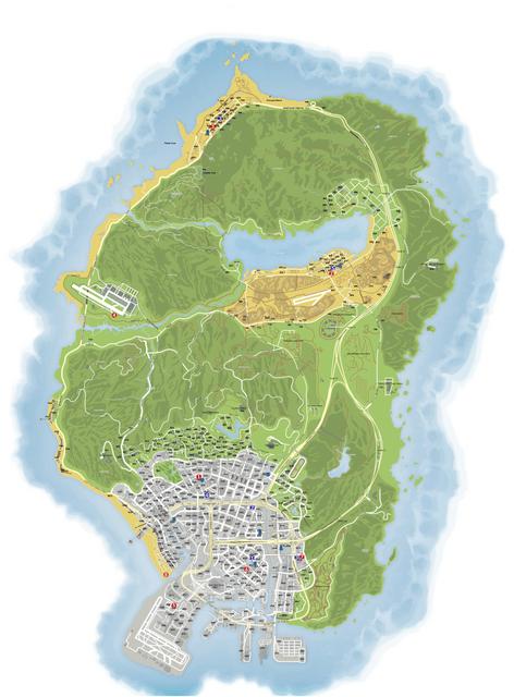 Dispatch Map 2 1 1