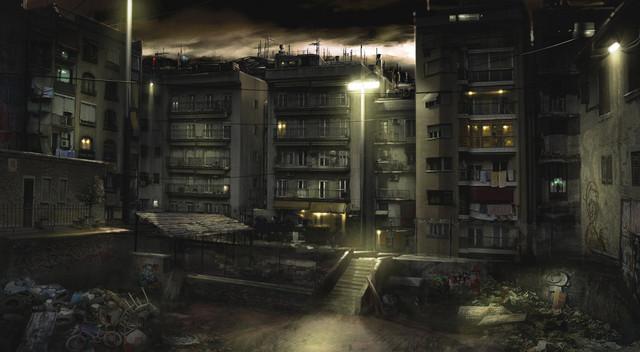 barcelona slums by atomhawk d3be408