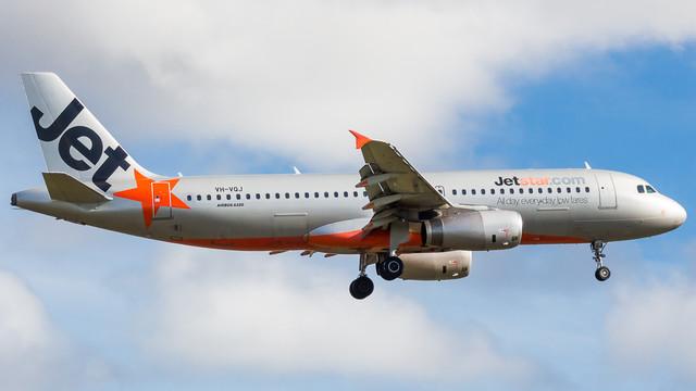 Jetstar A320 VH VQJ 010718 V2