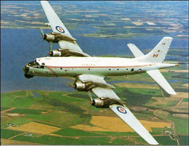 Canadair CL 28 Argus