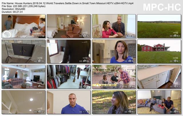 House Hunters 2018 04 12 World Travelers Settle Down in Small Town Missouri HDTV x264-HGTV mp4